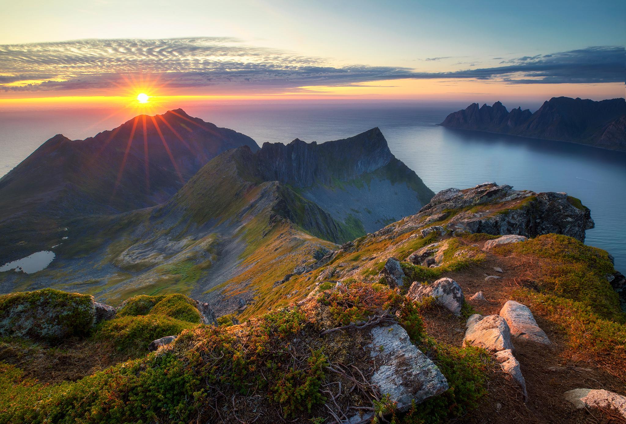 Северная Норвегия. Остров Сенья 2021